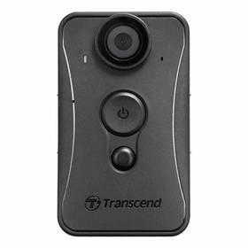 Transcend DrivePro Body 20, osobní kamera (TS32GDPB20A) černá + Doprava zdarma