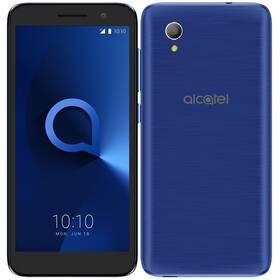ALCATEL 1 5033D Dual SIM (5033D-2BALE11) modrý SIM s kreditem T-Mobile 200Kč Twist Online Internet (zdarma)