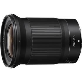 Nikon NIKKOR Z 20 mm f/1.8 S (JMA104DA) čierny