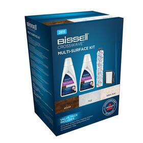 Bissell CrossWave MultiSurface cleaning pack 2815