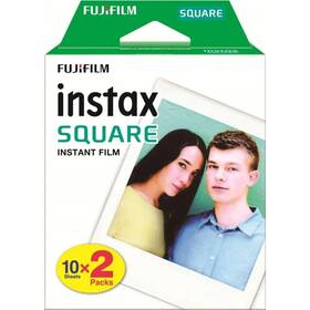 Fujifilm Instax Square White 20ks (16576520)