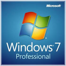 Software Microsoft Windows 7 Professional SK SP1- legalizace (GGK) (6PC-00029)