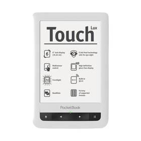Pocket Book 624 Basic Touch (PB624-D-WW) bílá