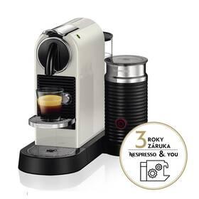 DeLonghi Nespresso CitiZ&Milk EN267.WAE biele