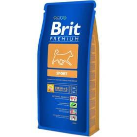 Brit Premium Dog Sport 15 kg + Doprava zdarma