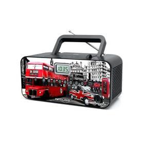 MUSE M-28 Londýn design + Doprava zdarma