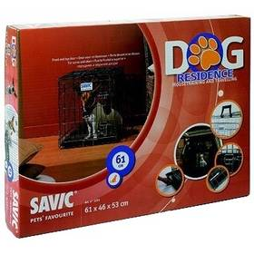 Savic Dog Residence 61 x 46 x 53 cm + Doprava zdarma