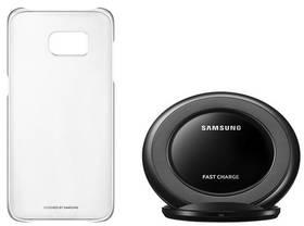 Samsung Hero Starter Kit pro Galaxy S7 Edge (ET-KG935BSEGWW) stříbrná + Doprava zdarma
