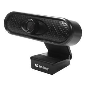 Sandberg Webcam 1080p (133-96) čierna