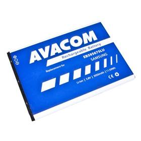 Baterie Avacom pro Samsung Galaxy Note 2, Li-Ion 3050mAh (náhrada EB595675LU) (GSSA-N7100-S3050A)