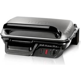 Grill Tefal Ultra Compact 600 Classic GC305012 Czarny/Chrom