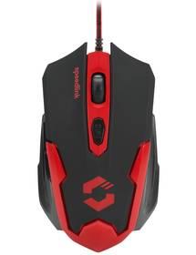 Speed Link Xito Gaming (SL-680009-BKRD) černá/červená (vrácené zboží 8800983663)