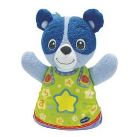 Usínáček Vtech Medvídek CZ - modrý