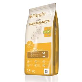 FITMIN dog Mini Maintenance - 15 kg + Doprava zdarma