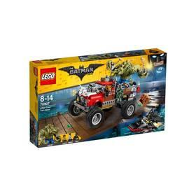 LEGO® BATMAN MOVIE 70907 Killer Crocův Tail-Gator + Doprava zdarma