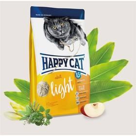 HAPPY CAT ADULT Light - Lehká výživa 10 kg + Doprava zdarma