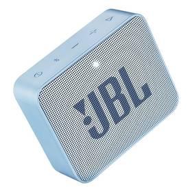 JBL GO 2 Cyan tyrkysový