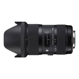 Sigma 18-35mm f/1.8 DC HSM ART Canon (SI 183518) černý + Doprava zdarma