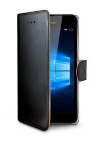 Celly Wally pro Microsoft Lumia 650 (WALLY536) černé