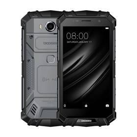 Doogee S60 Dual SIM 6 GB + 64 GB (6924351617226) černý Software F-Secure SAFE, 3 zařízení / 6 měsíců (zdarma) + Doprava zdarma