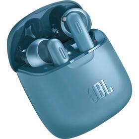 JBL Tune 220TWS modrá