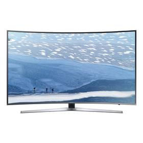 Samsung UE55KU6652 stříbrná + Doprava zdarma
