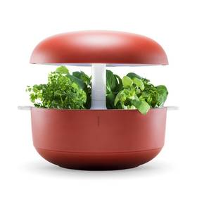 Systém Plantui 6 Smart Garden červená (SG6-R) + Doprava zdarma