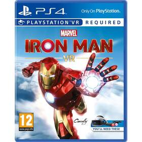 Sony PlayStation VR Marvel's Iron Man VR (PS719942900)