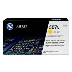 Toner HP CE402A, 6000 stran (CE402A) žlutý