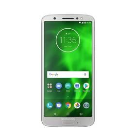 Motorola G6 (PAAL0001RO) stříbrný Sluchátka JBL T450BT Bluetooth - černá (zdarma)Software F-Secure SAFE, 3 zařízení / 6 měsíců (zdarma)