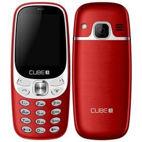 CUBE 1 F500 (MTOSCUF500051) červený