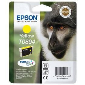Epson T0894, 180 stran (C13T08944011) žlutá