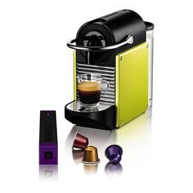 DeLonghi Nespresso Pixie EN125L zelené