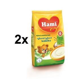 Hami rýžová 4M, 180g x 2ks