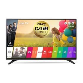 Telewizor LG 32LH6047 Czarna