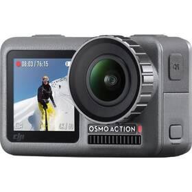 Outdoorová kamera DJI OSMO ACTION (DJI0630) šedá
