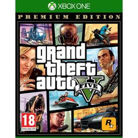 RockStar Xbox One Grand Theft Auto V - Premium Edition (5026555359993)