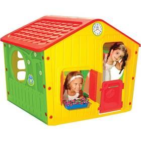 Buddy Toys BOT 1140 VILLAGE červený + Doprava zdarma