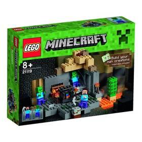 LEGO® MINECRAFT 21119 Hladomorna