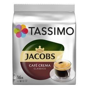 Kapsule pre espressa Tassimo Jacobs Krönung Café Crema 112g