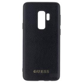 Guess Iridescent Hard Case pro Samsung Galaxy S9 Plus (GUHCS9LIGLBK) černý