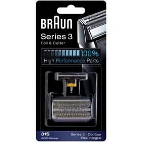 Braun CombiPack FlexIntegral - 31S stříbrné + Doprava zdarma