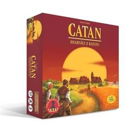 Hra Albi CATAN - Osadníci zKatanu