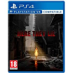 Sony PlayStation VR Here They Lie (PS4) (PS719872252 )