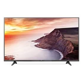 Televize LG 43UF6807 černá