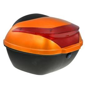 RACCEWAY RACCEWAY E-BABETA, oranžový lesk oranžová farba