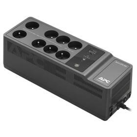 APC Back-UPS BE 850VA (500W), 230 V, nabíjecí porty USB/USB-C (BE850G2-CP)