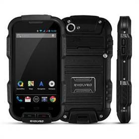 Evolveo StrongPhone Q4 Dual Sim (SGP-Q4) černý + Doprava zdarma