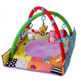 Taf toys s hrazdou pro novorozence