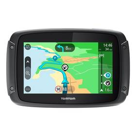 Navigace TomTom Rider 420 EU pro motocykly, LIFETIME mapy (1GE0.002.26) + Doprava zdarma